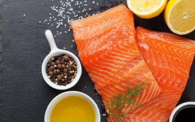 Recettes saumon