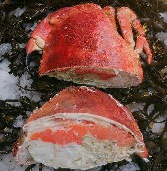 crabe cuit
